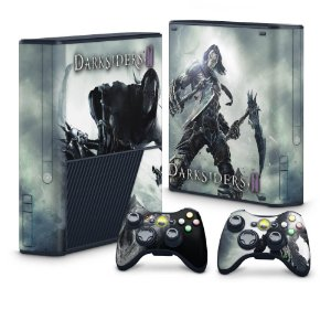 Xbox 360 Super Slim Skin - Darksiders 2