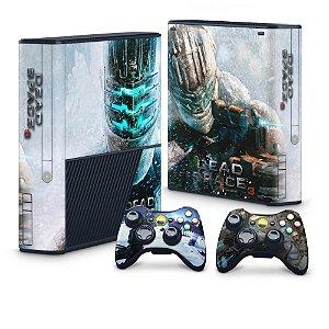 Xbox 360 Super Slim Skin - Dead Space 3