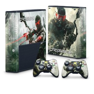 Xbox 360 Super Slim Skin - Crysis 3