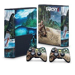 Xbox 360 Super Slim Skin - Far Cry 3