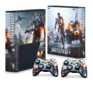 Xbox 360 Super Slim Skin - Battlefield 4