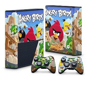 Xbox 360 Super Slim Skin - Angry Birds