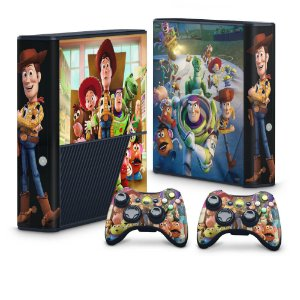 Xbox 360 Super Slim Skin - Toy Story