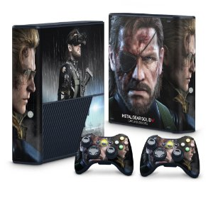 Xbox 360 Super Slim Skin - Metal Gear Solid V
