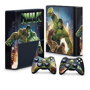 Xbox 360 Super Slim Skin - Hulk
