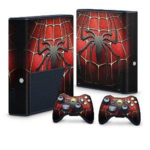 Xbox 360 Super Slim Skin - Spiderman Homem-Aranha #B