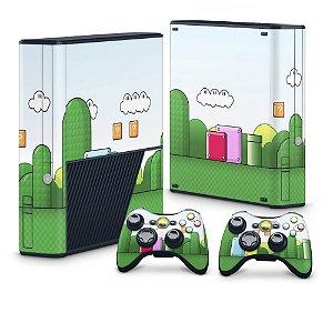 Xbox 360 Super Slim Skin - Super Mario Bros.