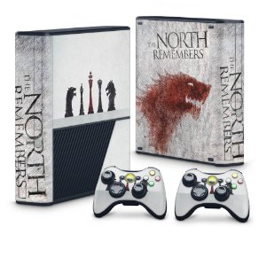 Xbox 360 Super Slim Skin - Game of Thrones #A