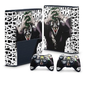 Xbox 360 Super Slim Skin - Joker Coringa