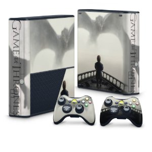 Xbox 360 Super Slim Skin - Game of Thrones #B