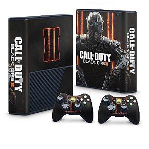 Xbox 360 Super Slim Skin - Call of Duty: Black Ops 3