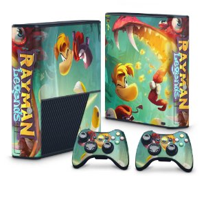 Xbox 360 Super Slim Skin - Rayman Legends