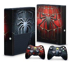 Xbox 360 Super Slim Skin - Spiderman Homem-Aranha #A