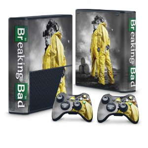 Xbox 360 Super Slim Skin - Breaking Bad
