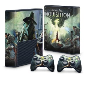 Xbox 360 Super Slim Skin - Dragon Age: Inquisition