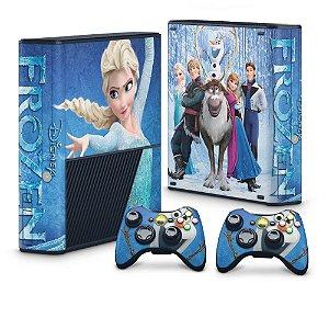 Xbox 360 Super Slim Skin - Frozen