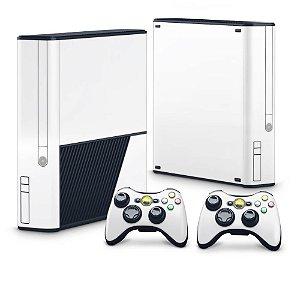 Xbox 360 Super Slim Skin - Branco