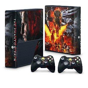 Xbox 360 Super Slim Skin - Metal Gear Solid 5: The Phantom Pain