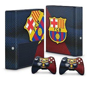 Xbox 360 Super Slim Skin - Barcelona