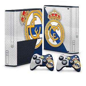 Xbox 360 Super Slim Skin - Real Madrid FC