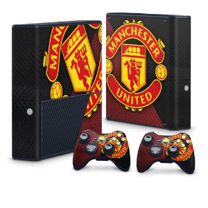 Xbox 360 Super Slim Skin - Manchester United