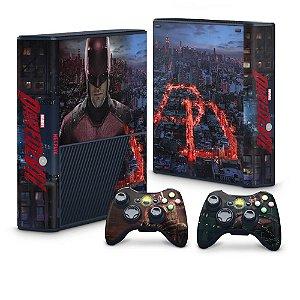 Xbox 360 Super Slim Skin - Daredevil Demolidor