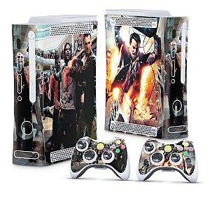 Xbox 360 Fat Skin - Dead Rising