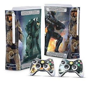 Xbox 360 Fat Skin - Halo 3