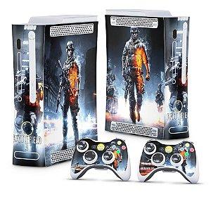Xbox 360 Fat Skin - Battlefield 3