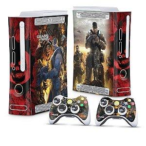 Xbox 360 Fat Skin - Gears of War 3