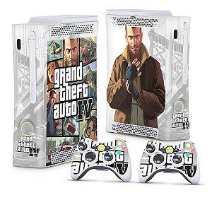 Xbox 360 Fat Skin - GTA IV