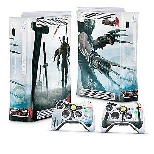 Xbox 360 Fat Skin - Ninja Gaiden 3