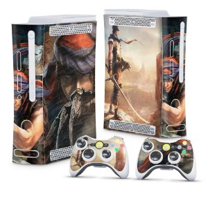 Xbox 360 Fat Skin - Prince of Persia