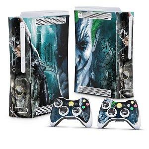 Xbox 360 Fat Skin - Batman Arkham Asylum