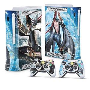 Xbox 360 Fat Skin - Bayonetta