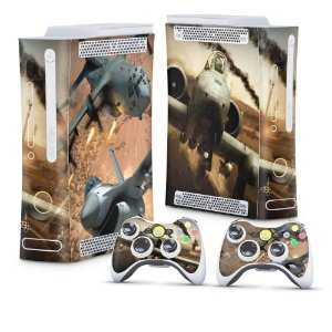 Xbox 360 Fat Skin - Tom Clancys Hawx