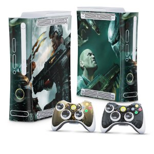Xbox 360 Fat Skin - Aliens vs Predators