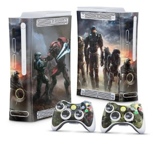 Xbox 360 Fat Skin - Halo Reach