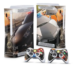 Xbox 360 Fat Skin - Need for Speed