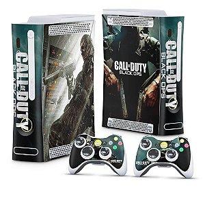 Xbox 360 Fat Skin - Call of Duty Black Ops