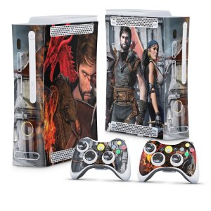 Xbox 360 Fat Skin - Dragon Age 2