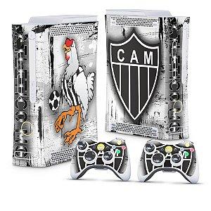 Xbox 360 Fat Skin - Atletico Mineiro