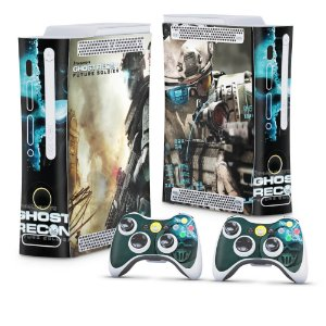 Xbox 360 Fat Skin - Ghost Recon Future Soldier