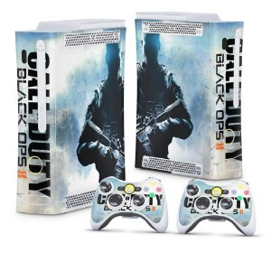 Xbox 360 Fat Skin - Call of Duty Black Ops 2