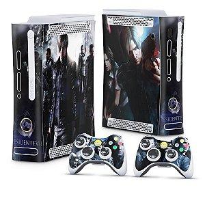 Xbox 360 Fat Skin - Resident Evil 6
