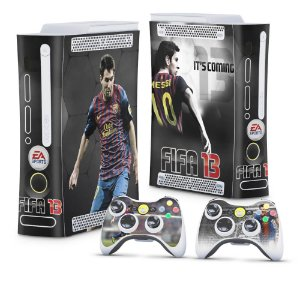 Xbox 360 Fat Skin - FIFA 13