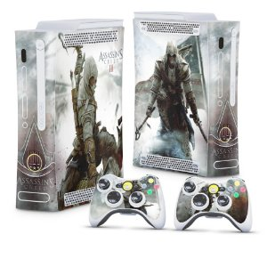 Xbox 360 Fat Skin - Assassins Creed 3