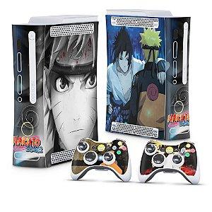 Xbox 360 Fat Skin - Naruto