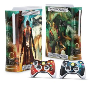 Xbox 360 Fat Skin - Devil May Cry 5