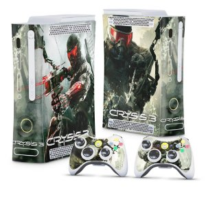 Xbox 360 Fat Skin - Crysis 3